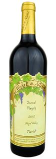 Nickel & Nickel Merlot Suscol Ranch...